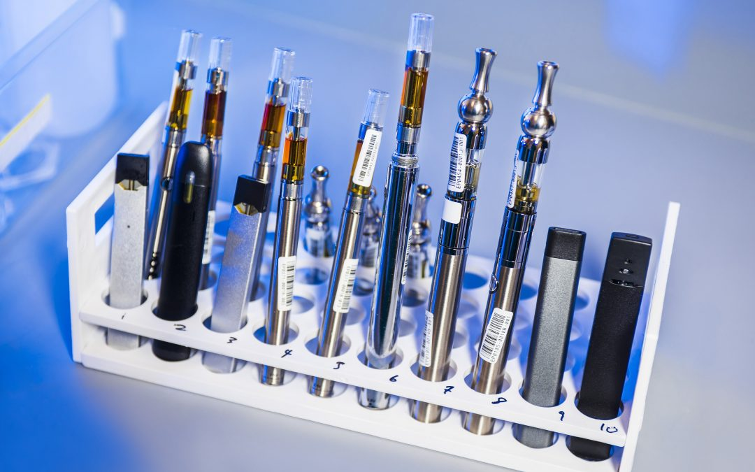 Puff, Puff, Might Not Pass: The complexities of cannabis vape device testing